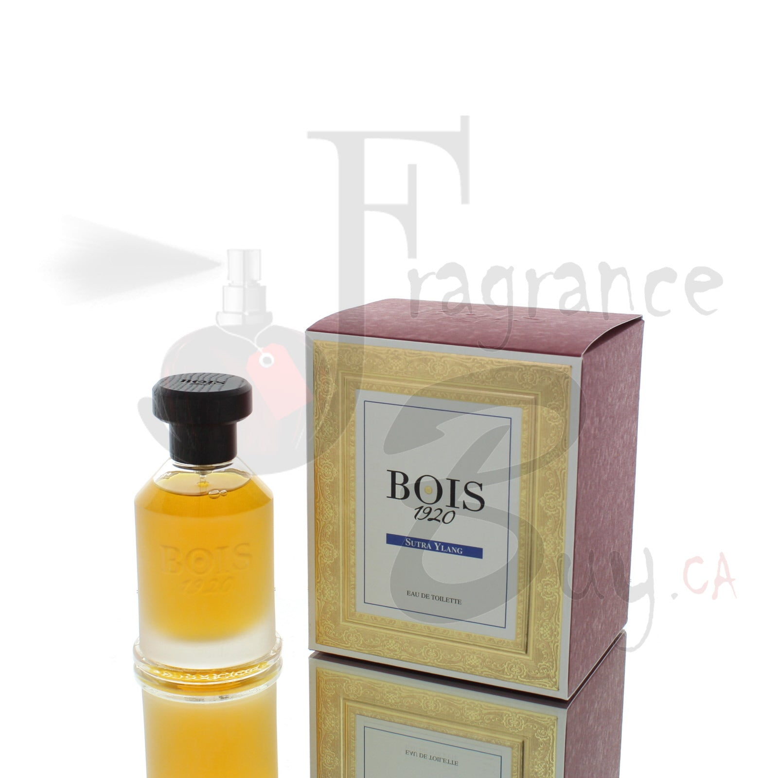 Bois 1920 Sutra Ylang For Woman