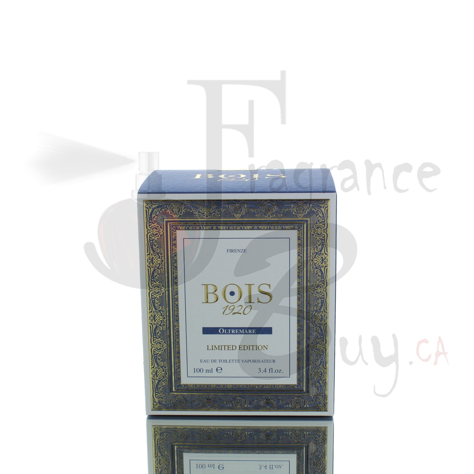 Bois 1920 Oltremare For Man/Woman