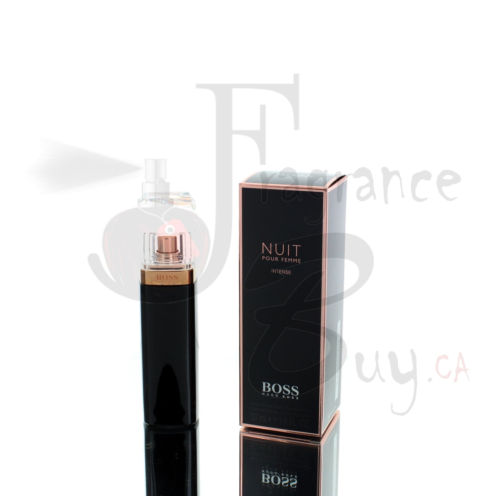 Hugo Boss Nuit INTENSE For Woman