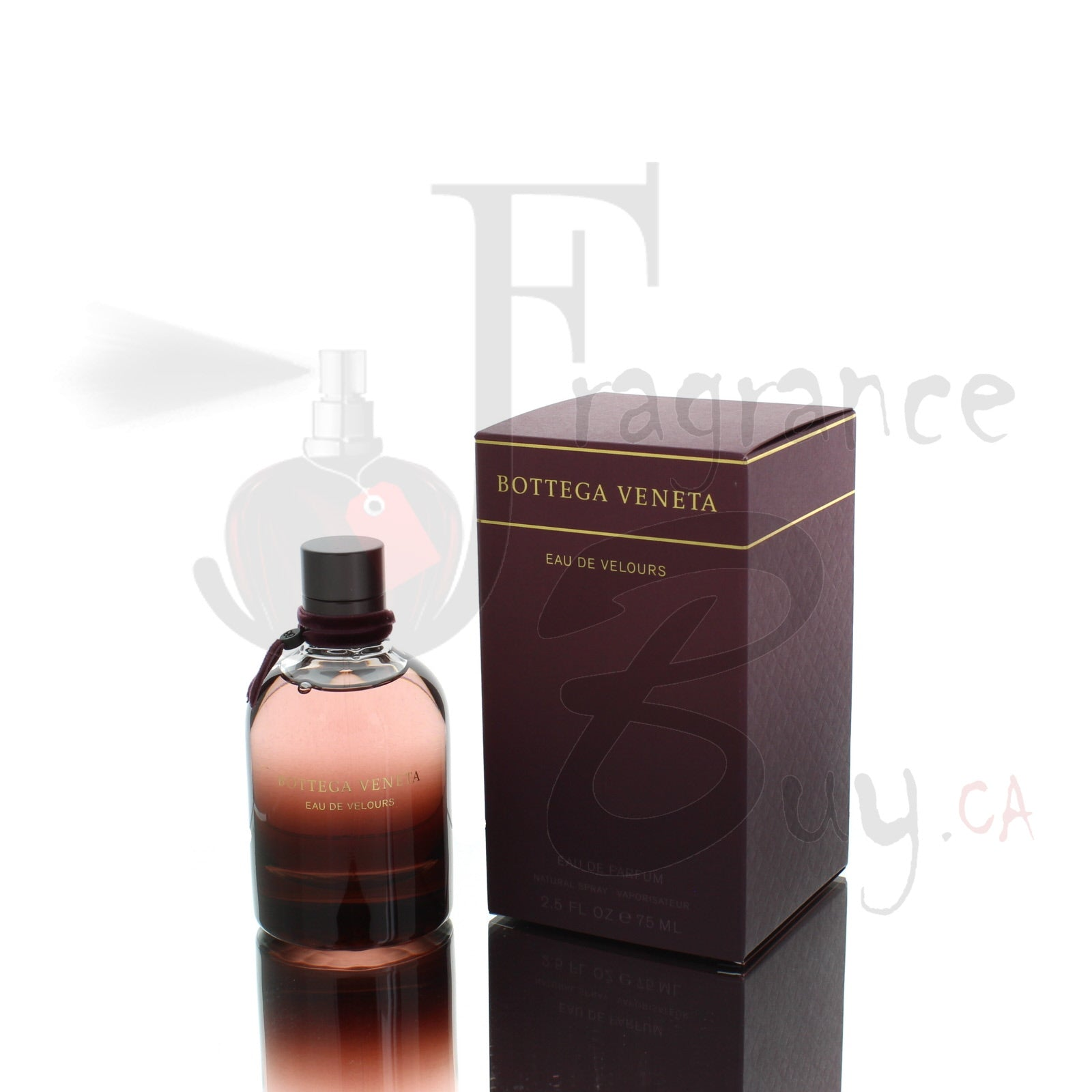 Bottega Veneta Eau de Velours For Woman