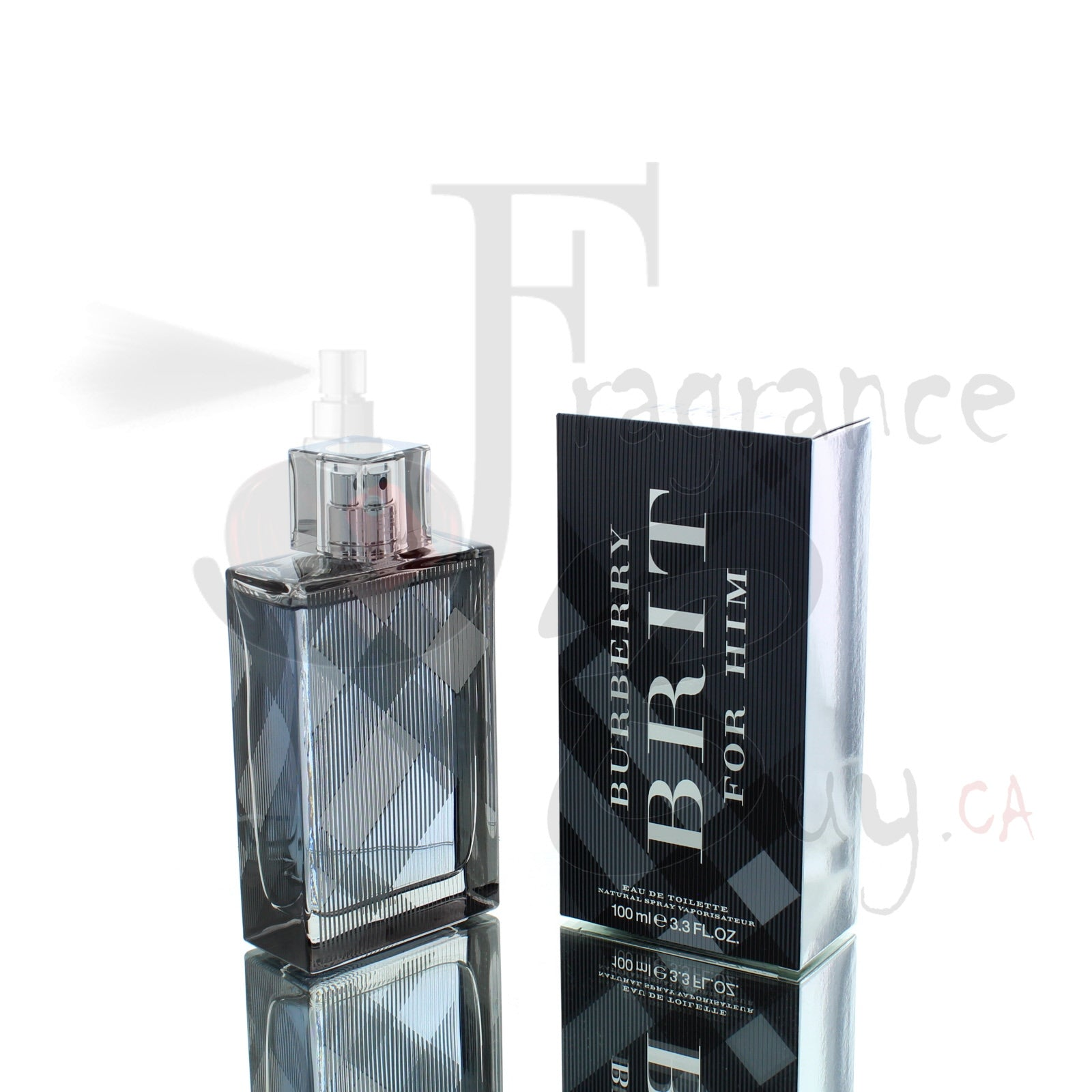 Burberry Brit For Man