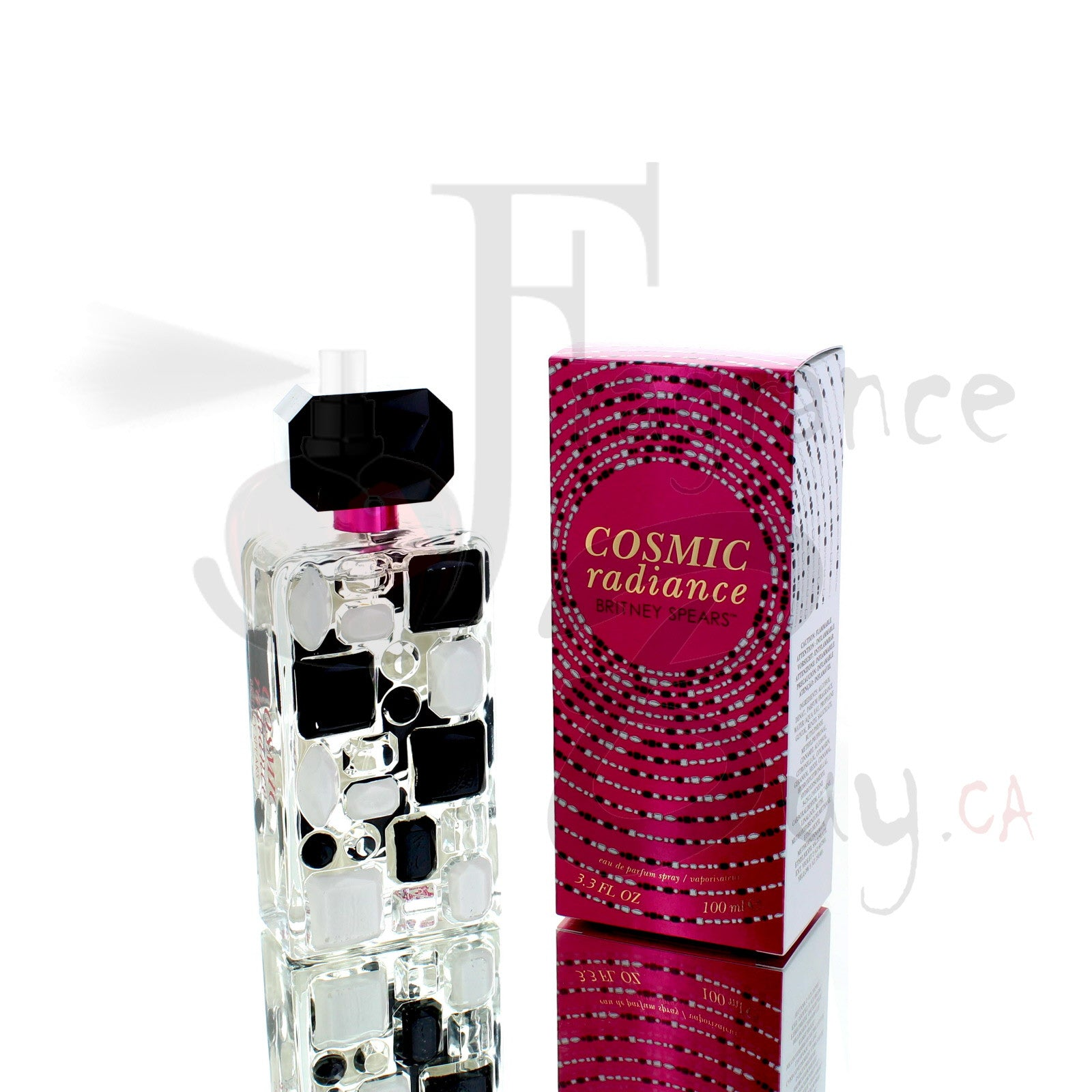 Britney Spears Cosmic Radiance For Woman