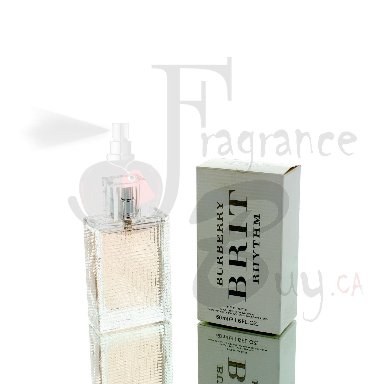 Burberry Brit Rhythm For Woman