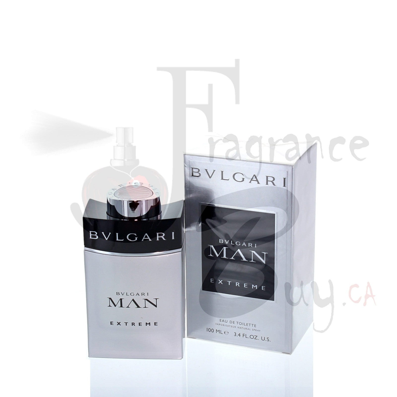 Bvlgari Man (White) EXTREME For Man