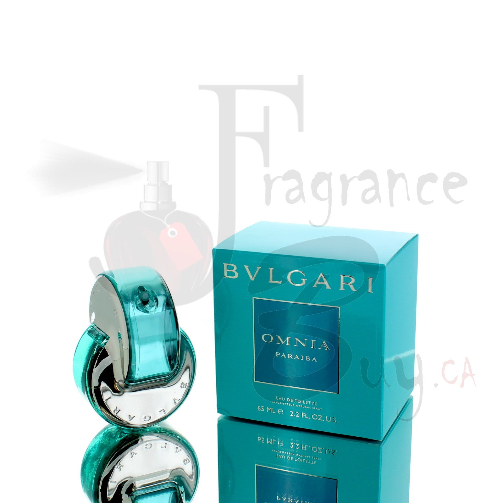 Bvlgari Omnia Paraiba For Woman