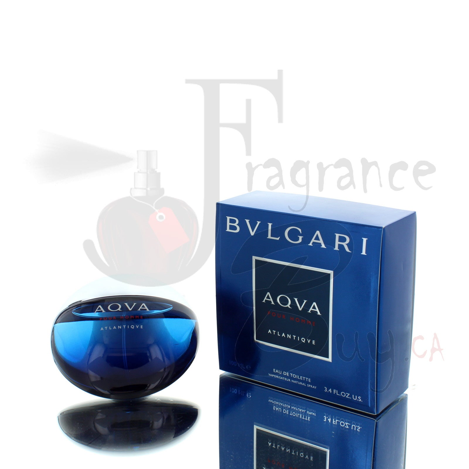 Bvlgari Aqva Atlantique For Man