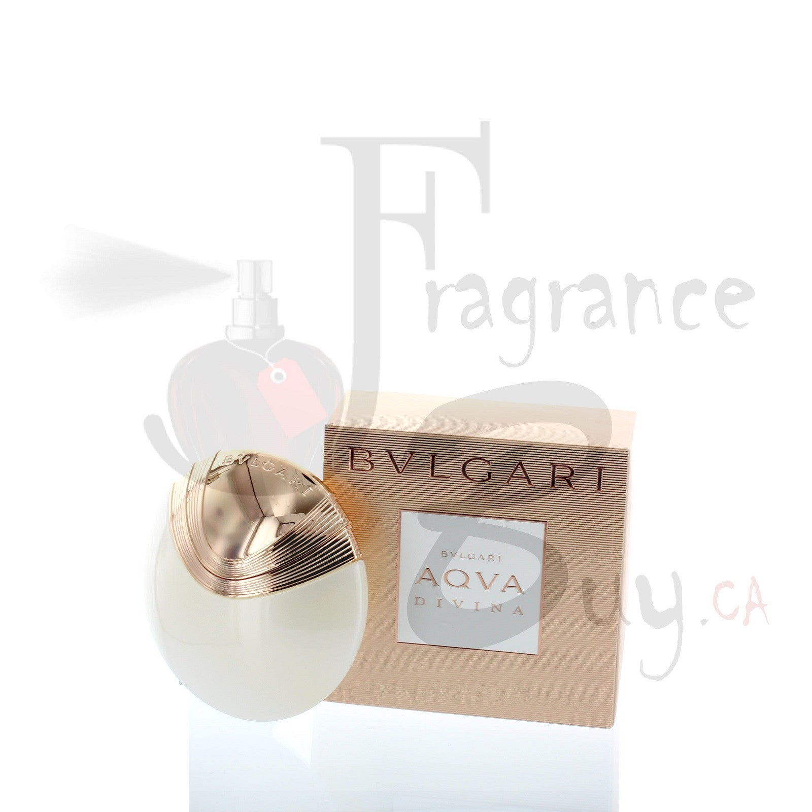 Bvlgari Aqua Divina For Woman