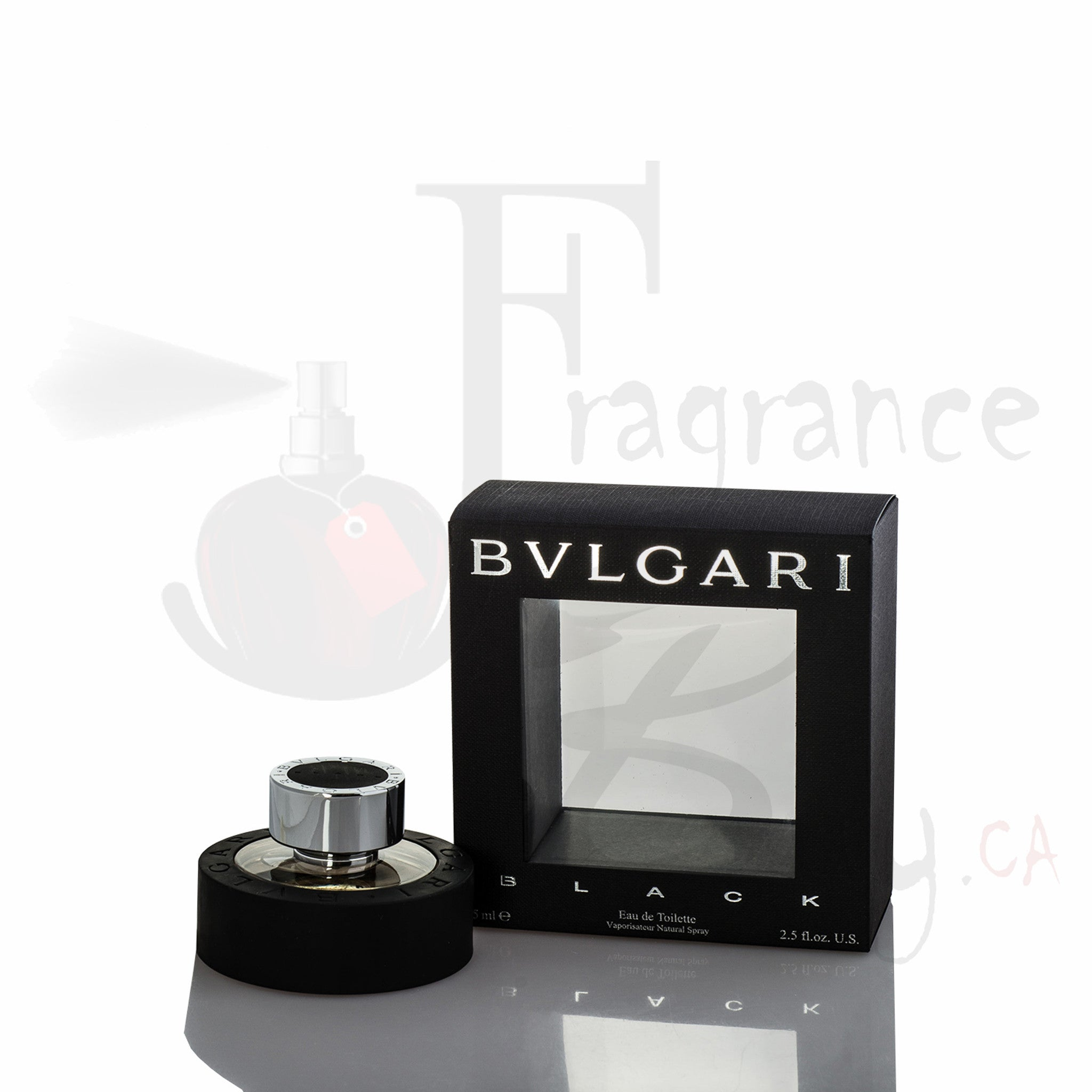 Bvlgari Black For Man
