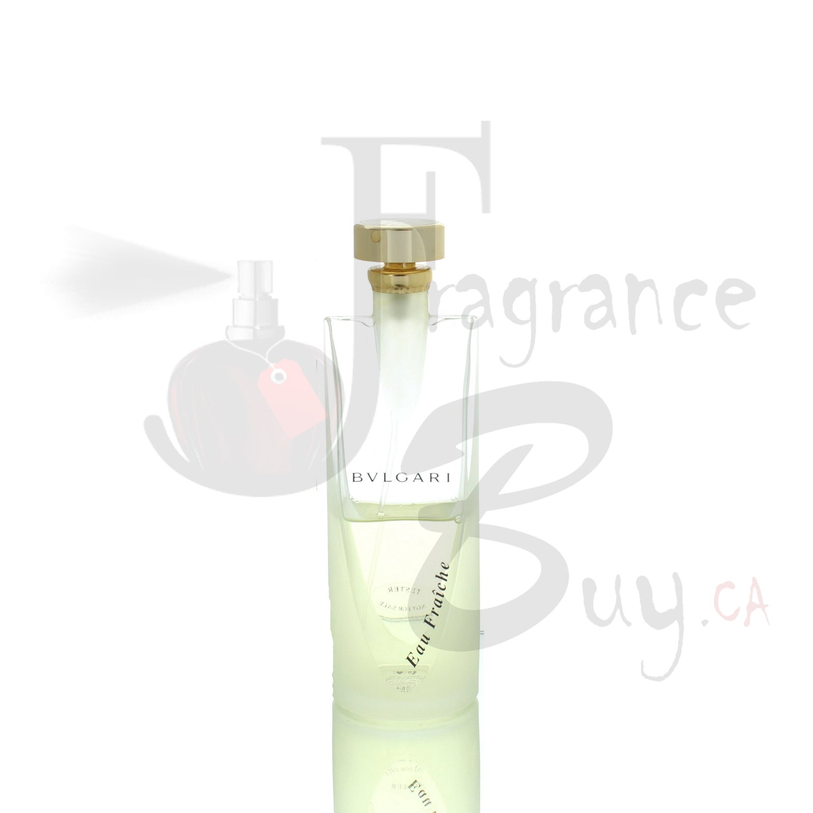 Bvlgari Eau Fraiche For Woman