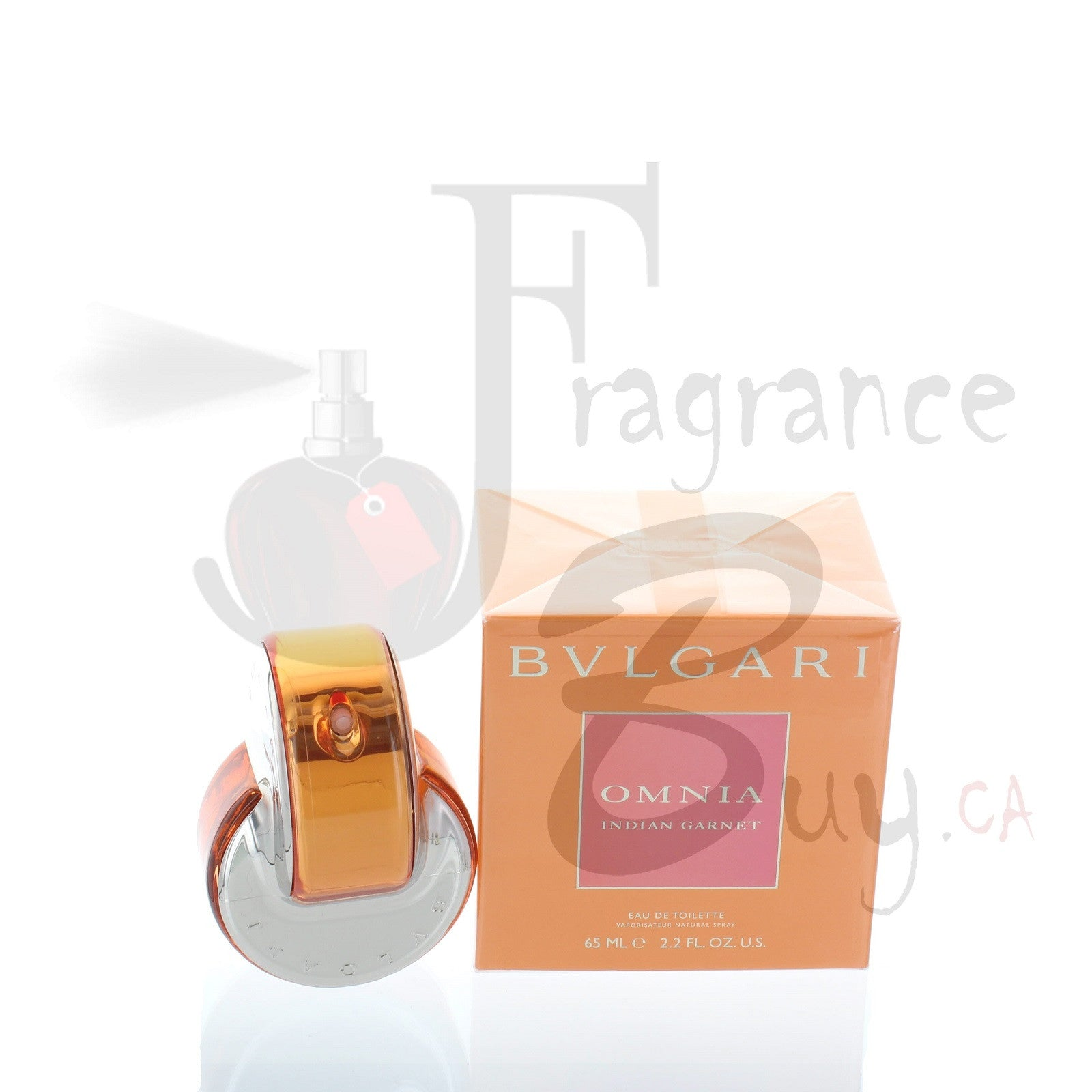 Bvlgari Omnia Indian Garnet For Woman
