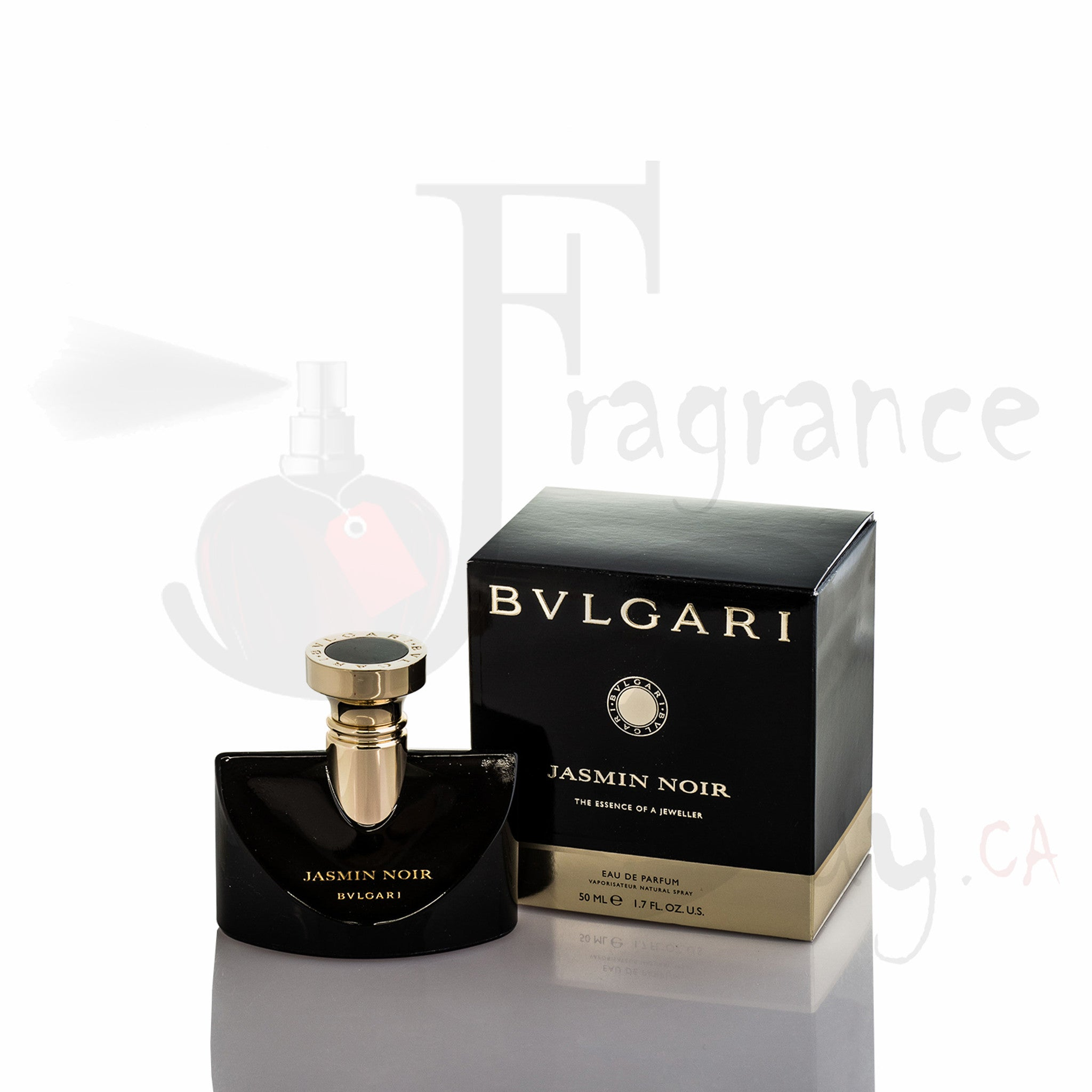 Bvlgari Jasmin Noir For Woman