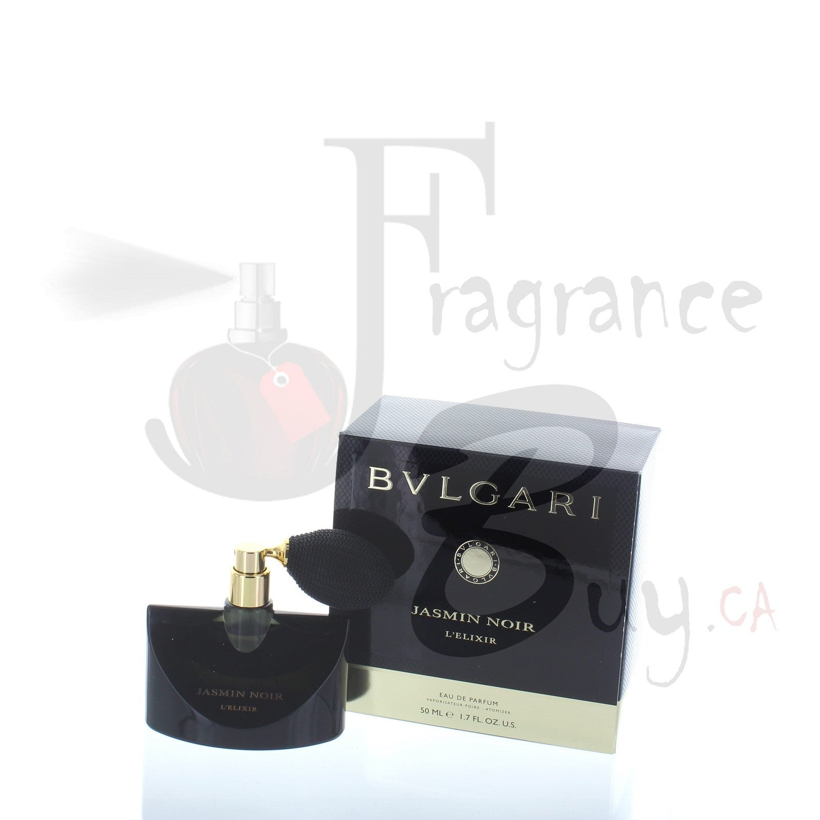 Bvlgari Jasmin Noir L'Elixir For Woman
