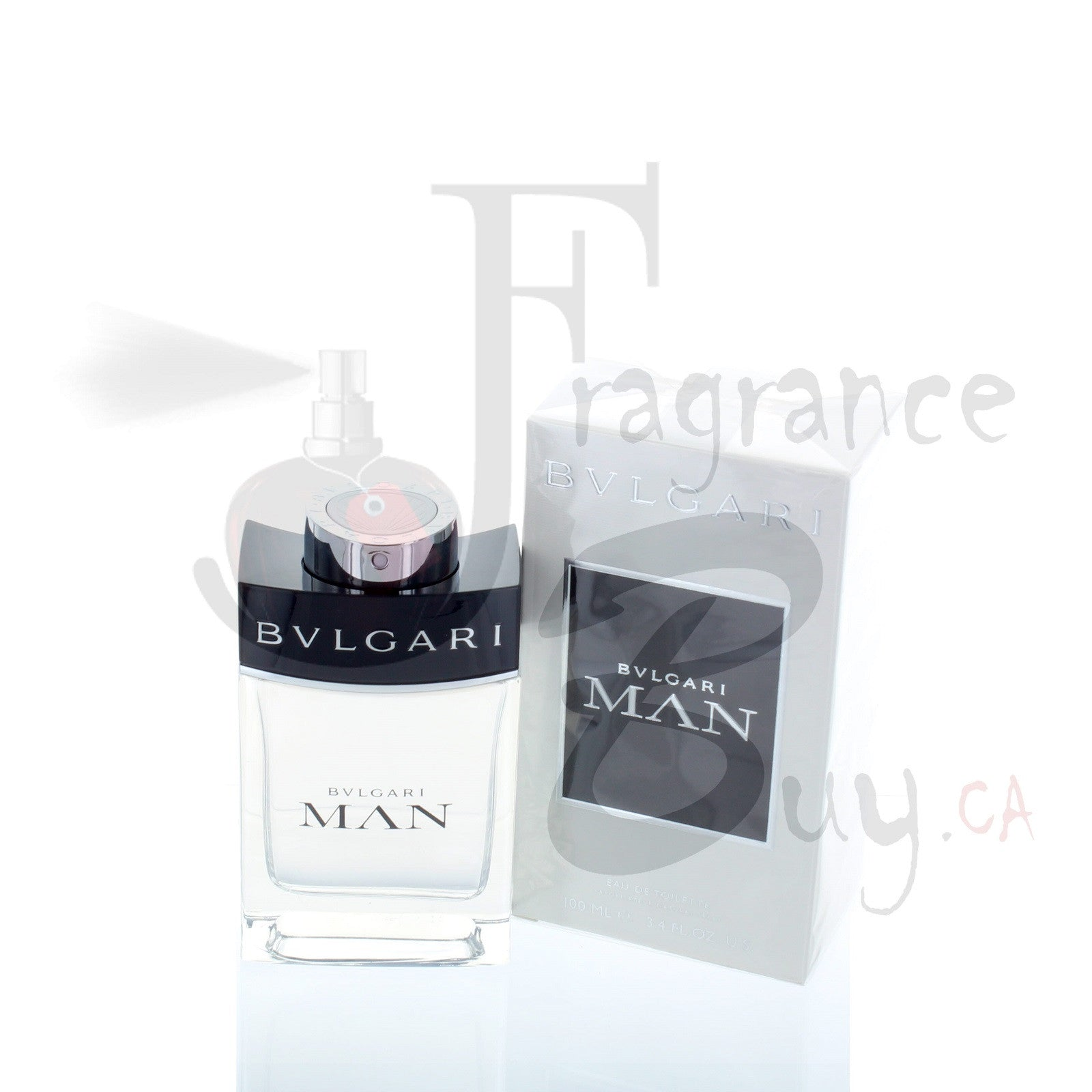 Bvlgari Man (White Box) For Man