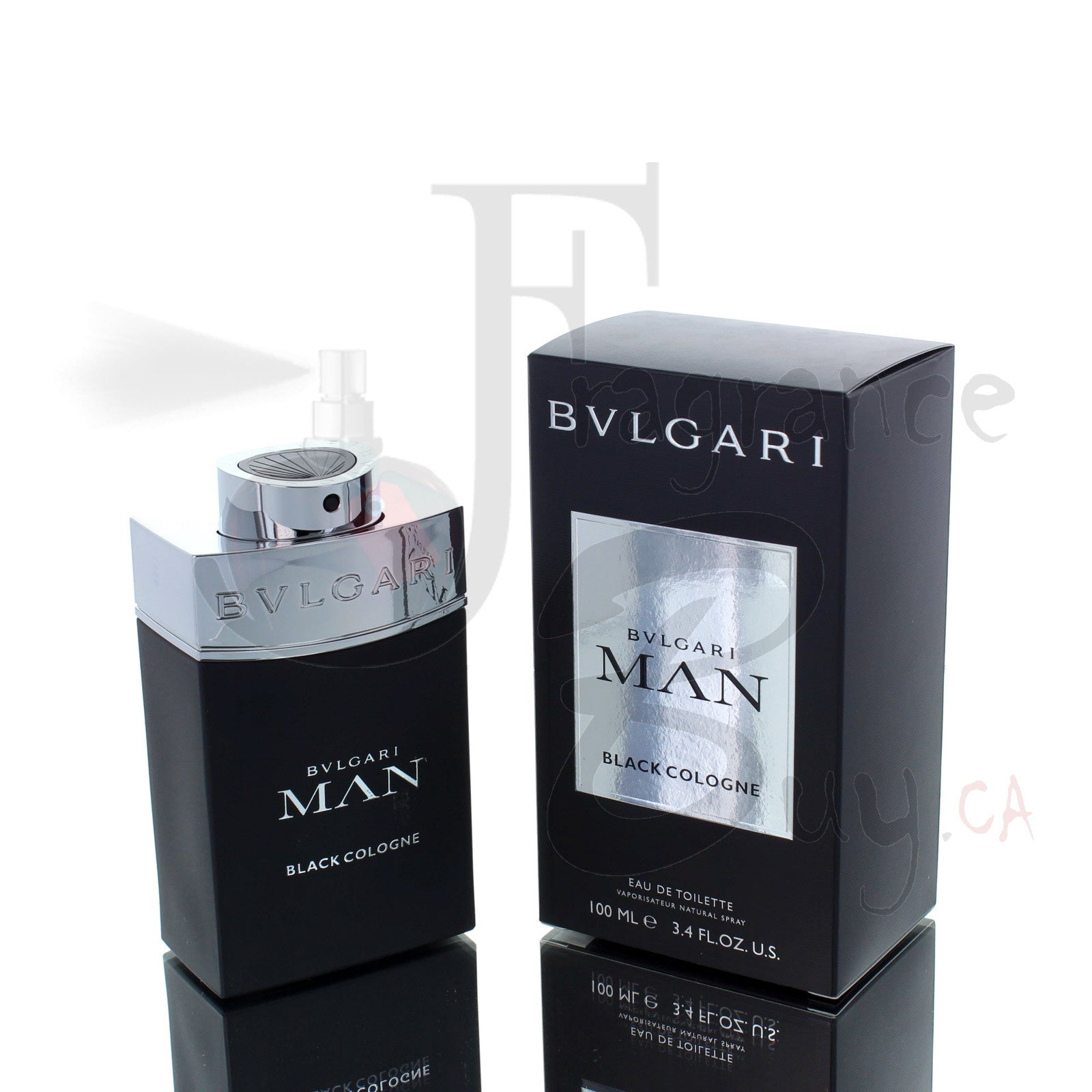 Bvlgari Man Black Cologne Edition For Man