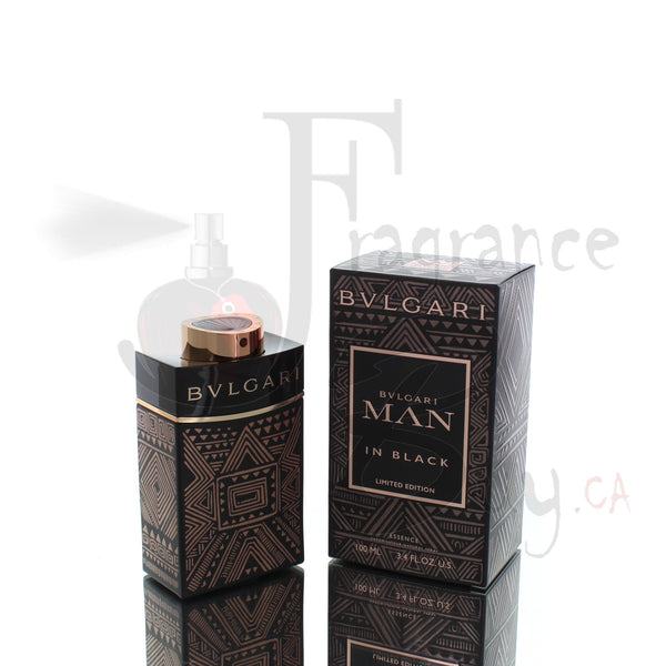 Bvlgari Man in Black Essence For Man
