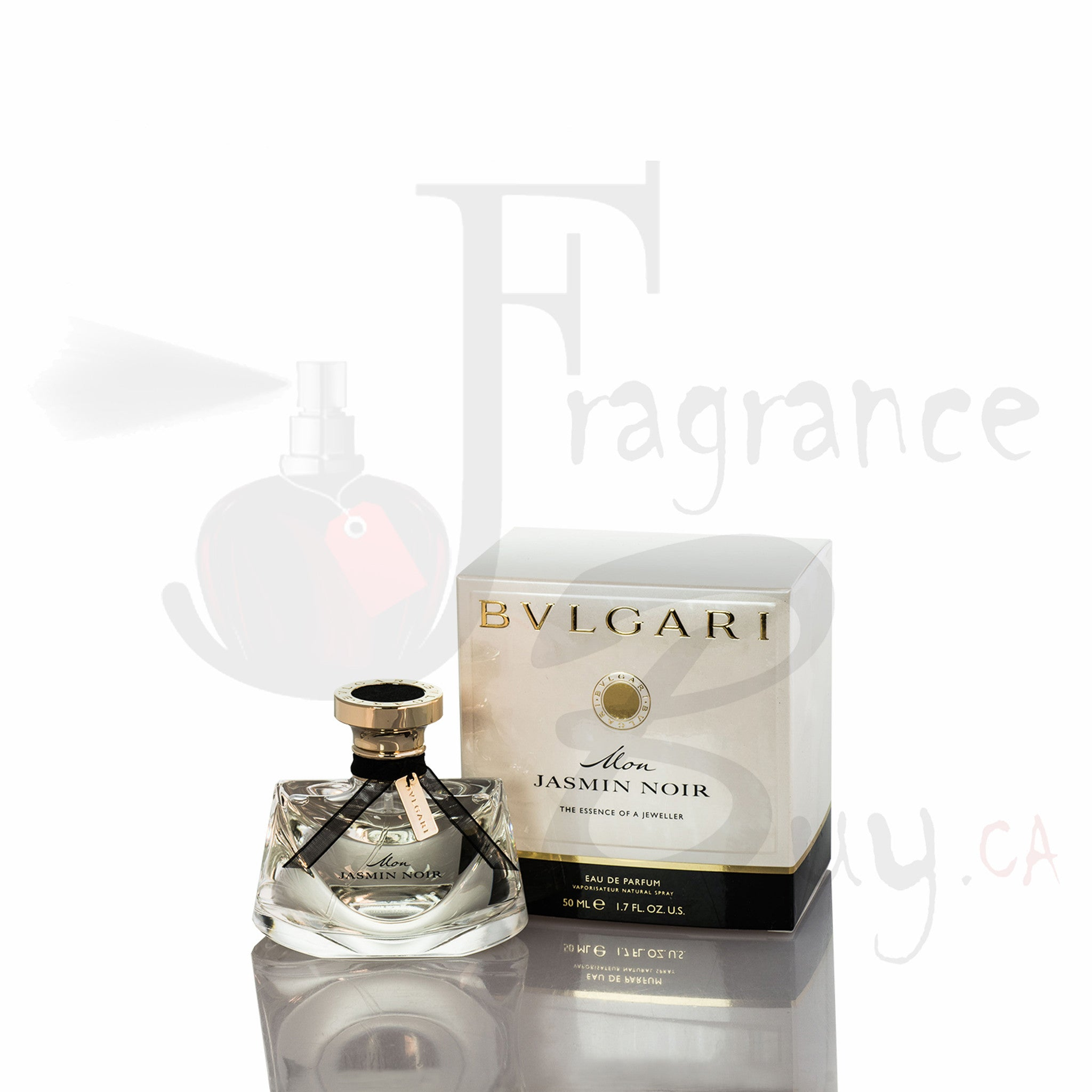 Bvlgari Mon Jasmin Noir For Woman