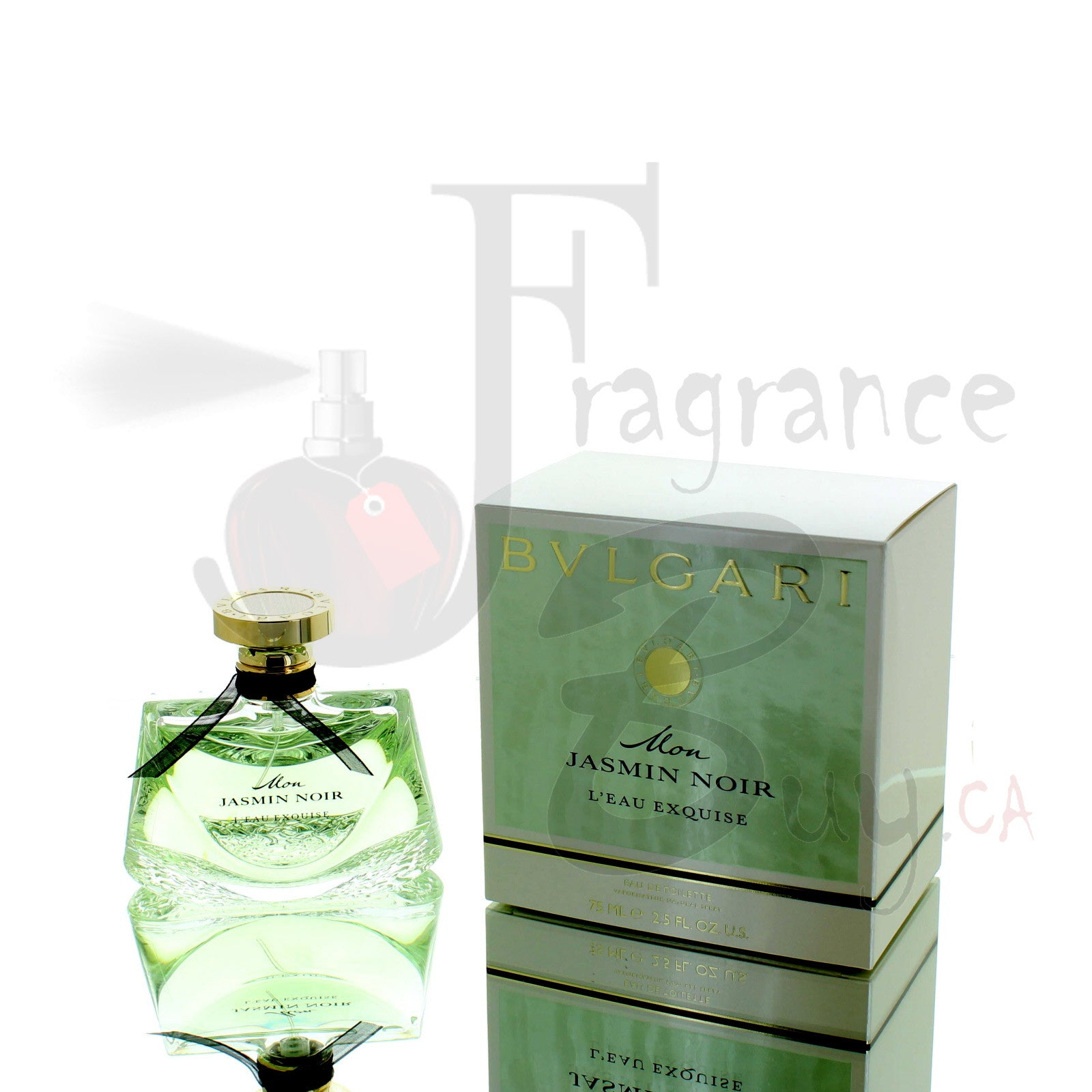 Bvlgari Mon Jasmin L'eau Exquise For Woman