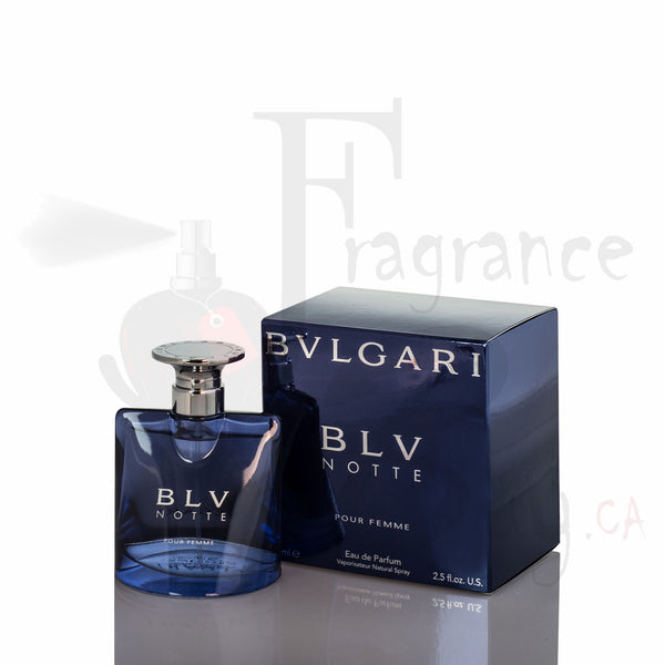 Bvlgari Notte For Woman