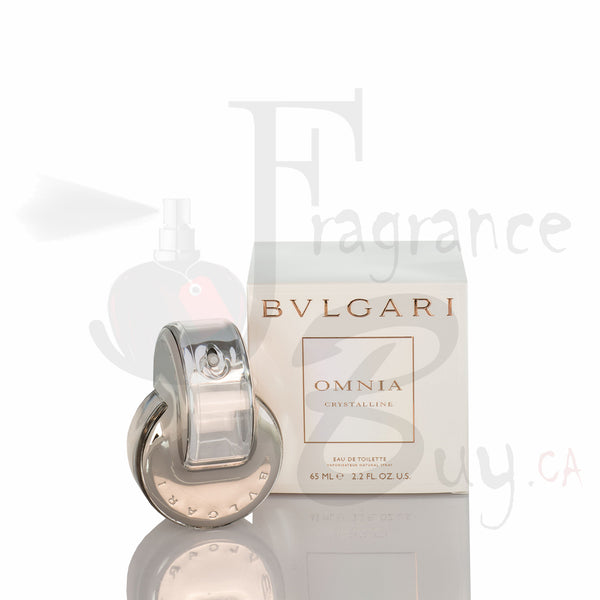 Bvlgari Omnia Crystalline For Woman