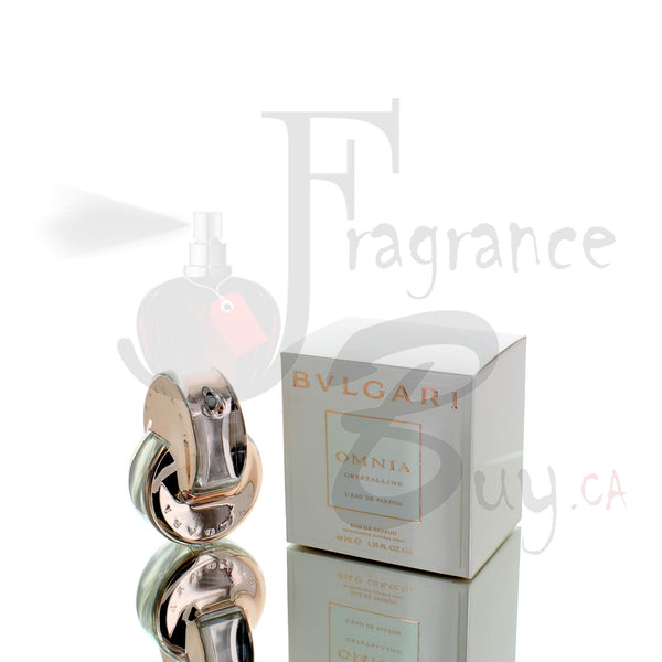 Bvlgari Omnia Crystalline L'eau De Parfum For Woman