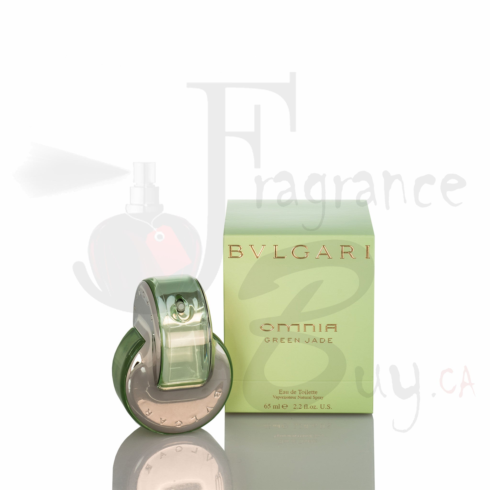 Bvlgari Omnia Green Jade For Woman