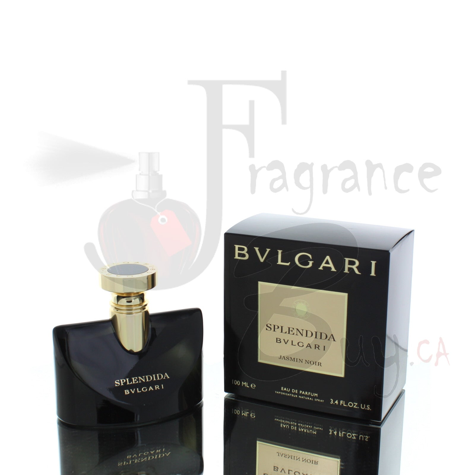 Bvlgari Splendida Jasmin Noir For Woman