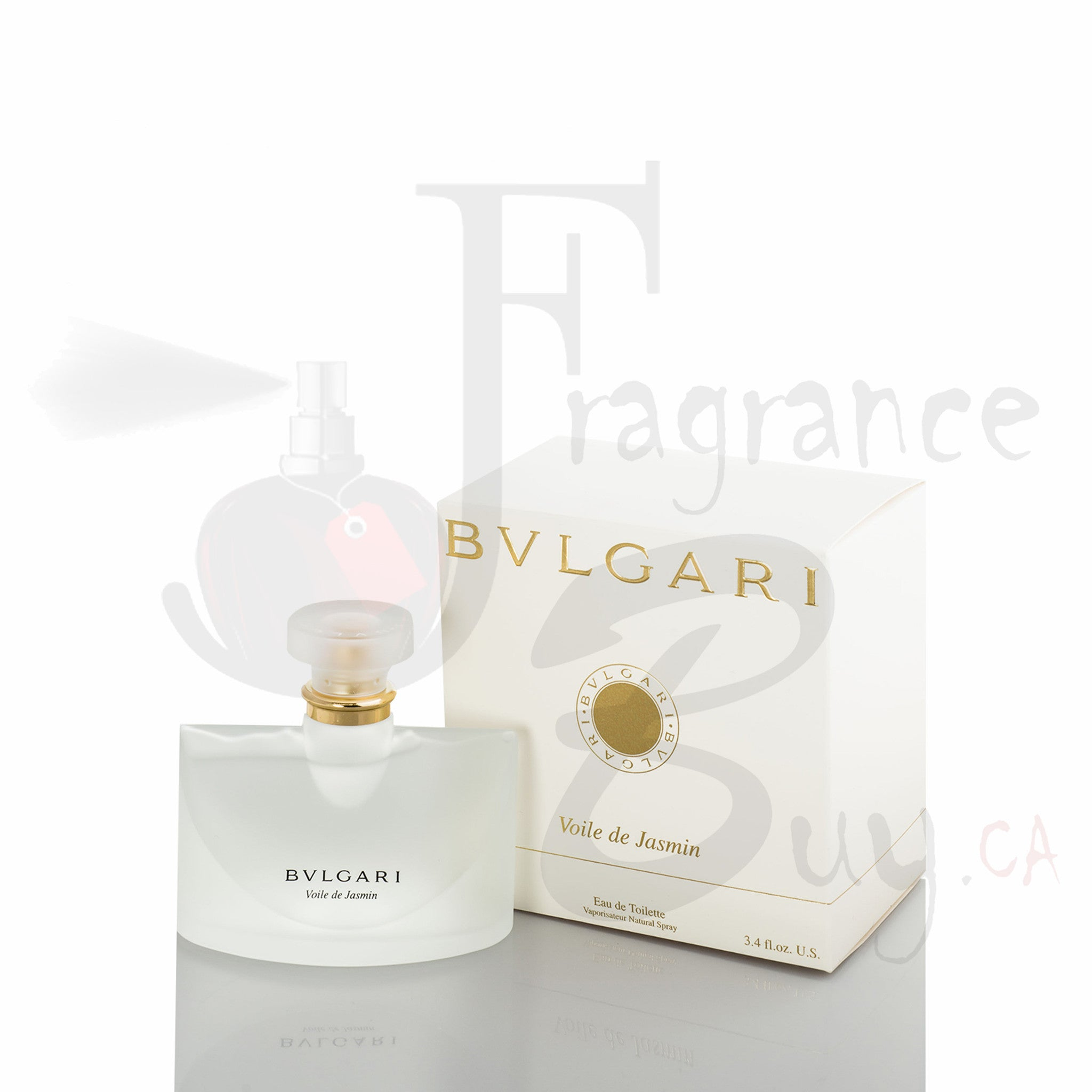 Bvlgari Voile De Jasmine For Woman