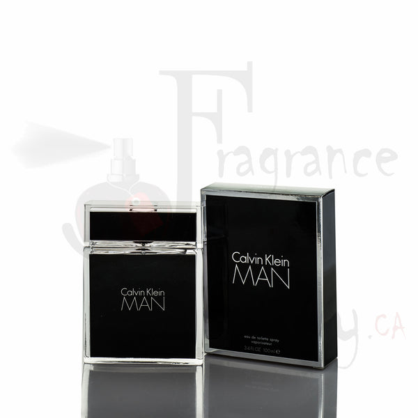 Calvin Klein Man (Black) For Man