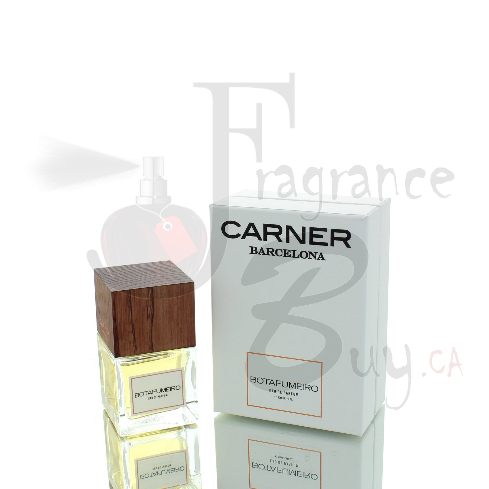 Carner Barcelona Botafumeiro For Man/Woman