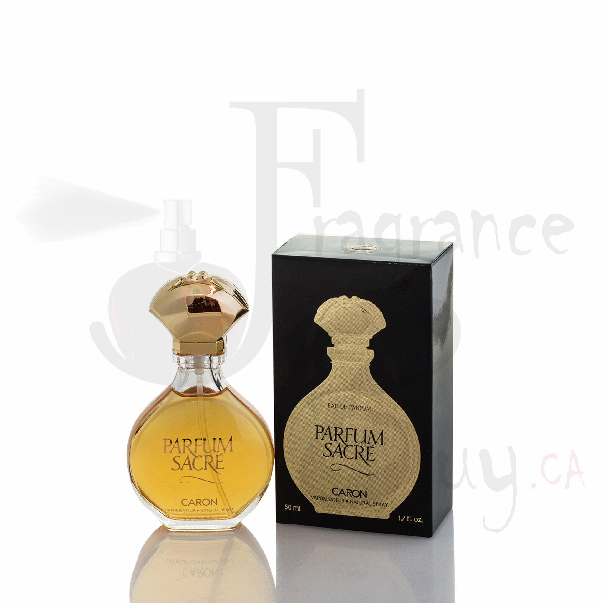 Caron Parfum Sacre (Vintage) For Woman