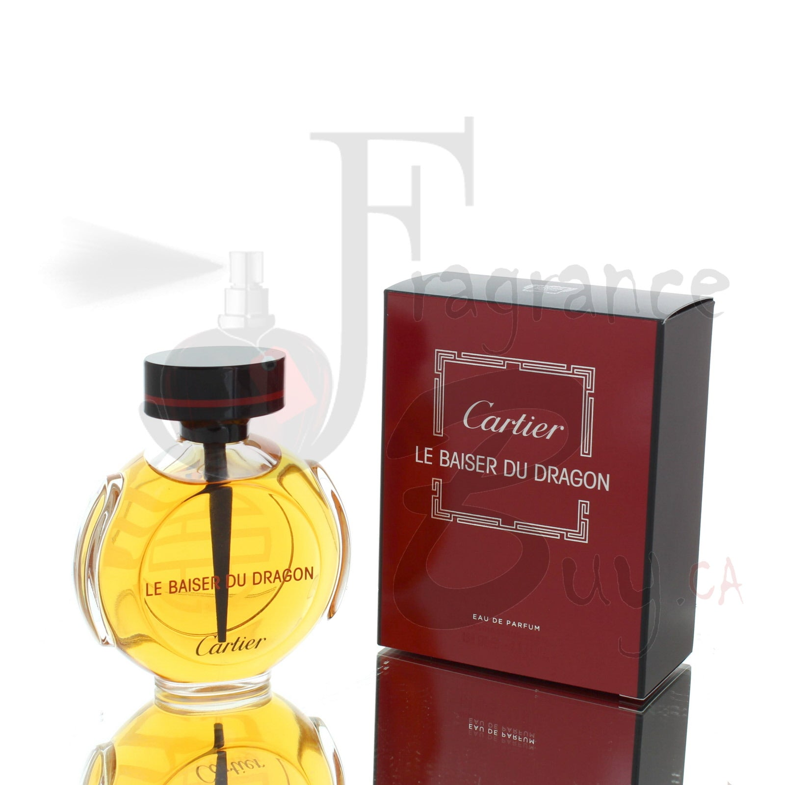 Le Baiser Du Dragon EDP By Cartier For Woman