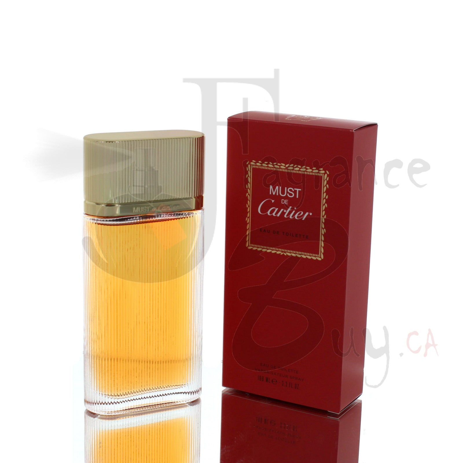 Cartier Must De Cartier For Woman