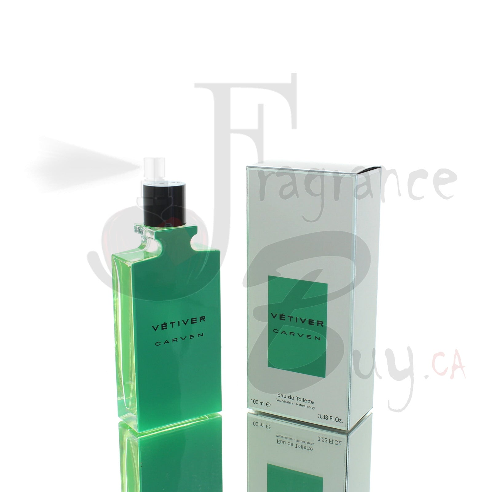 Vetiver Carven For Man