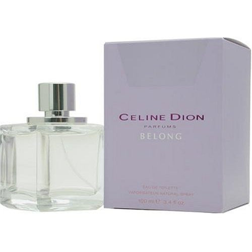 "Celine Dion ""Belong"" For Woman"