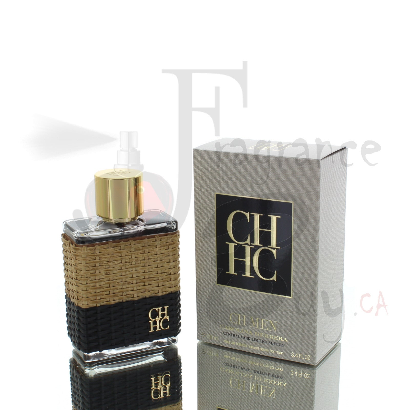 CH Central Park by Carolina Herrera For Man