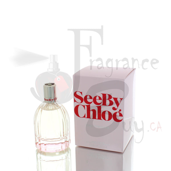 Chloe See Eau Fraiche For Woman