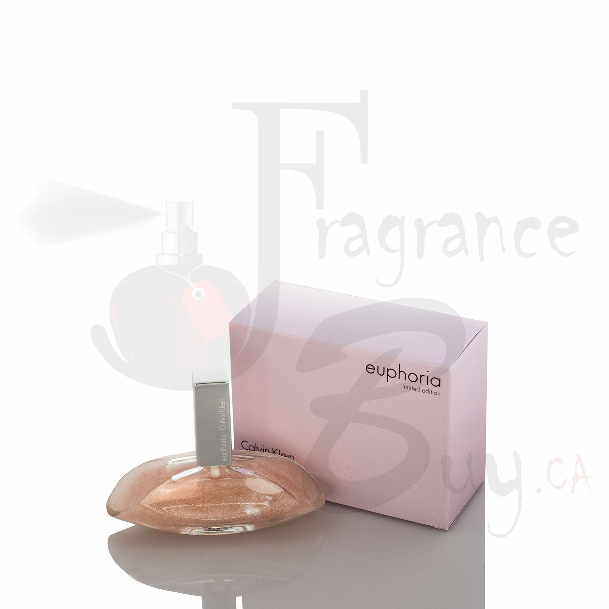 Calvin Klein CK Euphoria Luminous Lustre Edition For Woman