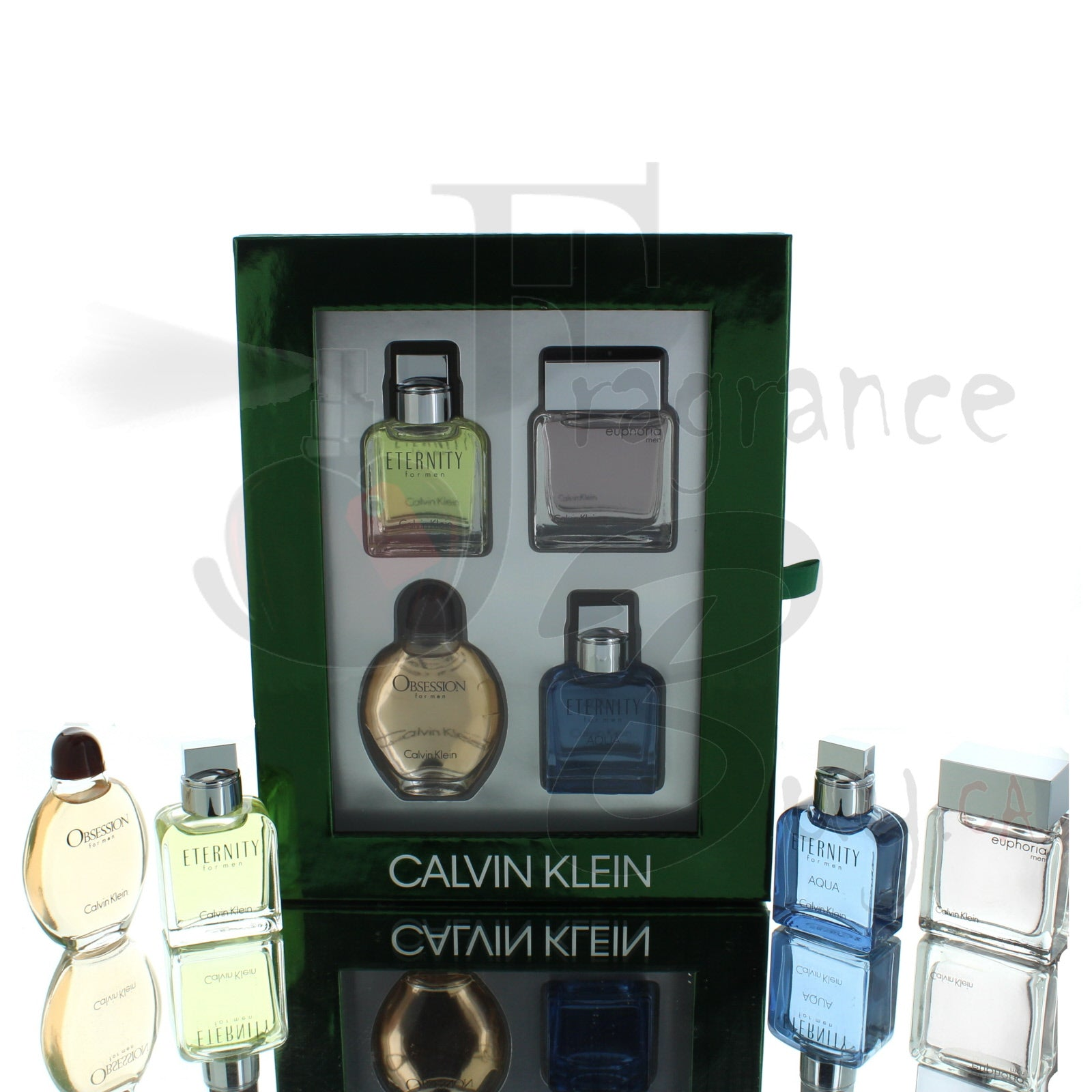 Calvin Klein CK Miniatures Collection for Man