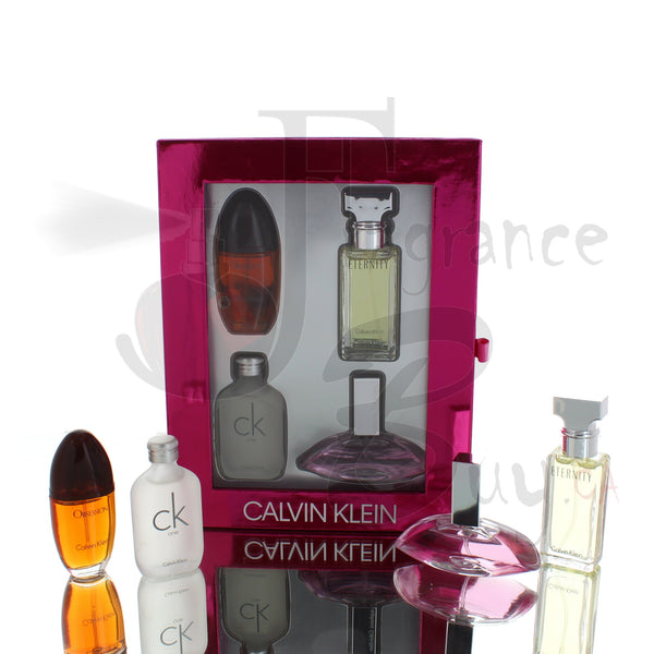 Calvin Klein CK Miniature Woman Gift Set