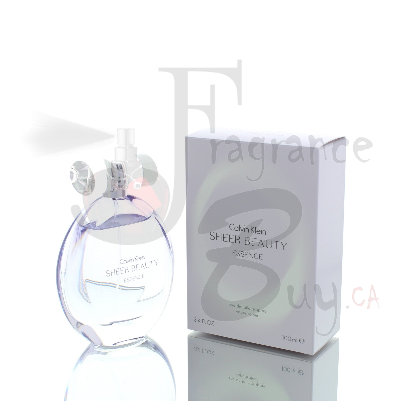 Calvin Klein Sheer Beauty Essence For Woman