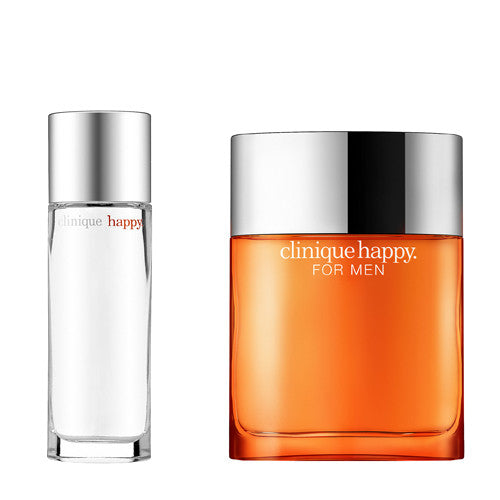Clinique Happy Companion Set (Man + Woman)