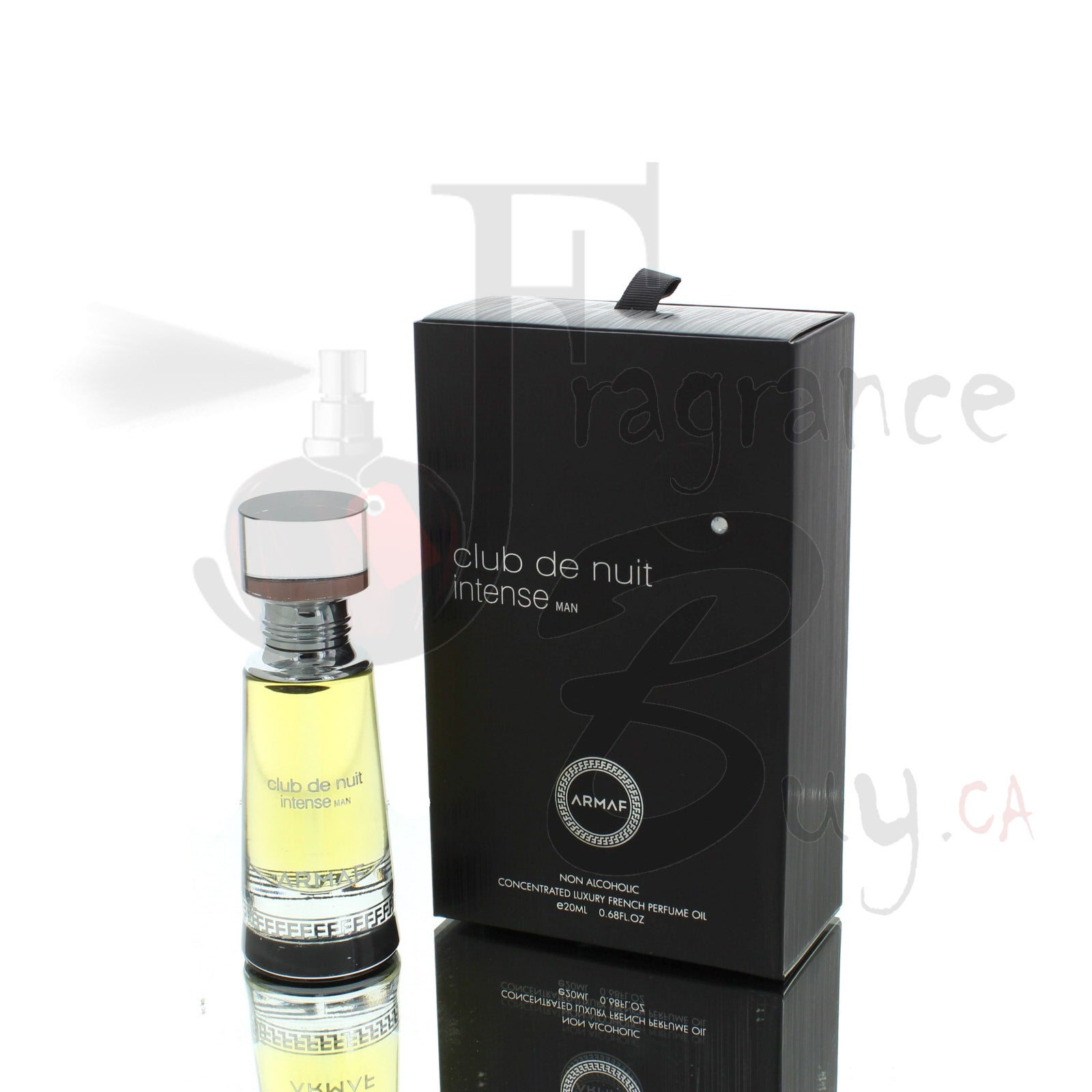Oil - Armaf Club De Nuit Intense (Aventus Twist) Concentrated Perfume Oil For Man