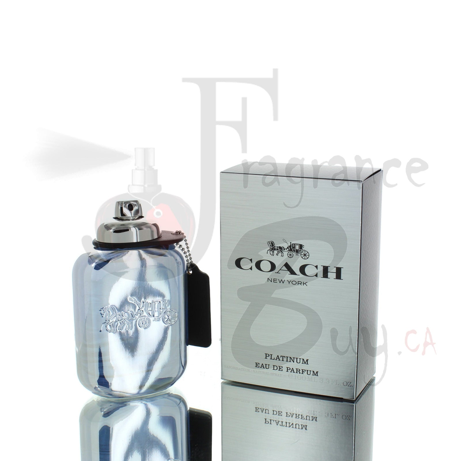Coach Platinum Edition For Man