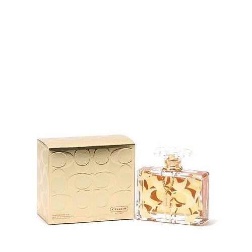 Coach Signature Rose D'Or For Woman