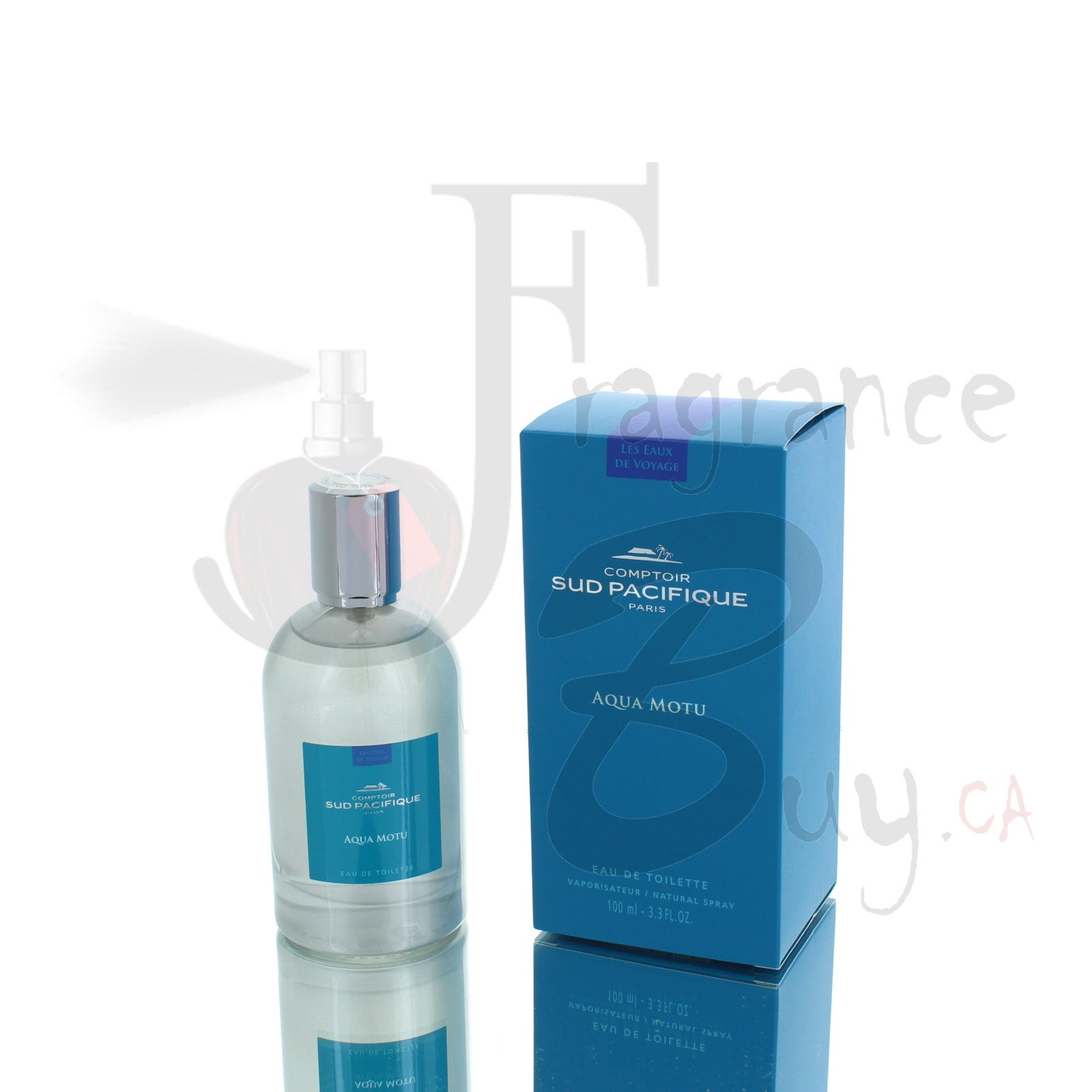 Comptoir Sud Pacifique Aqua Motu For Woman