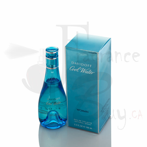 Davidoff Cool Water For Woman