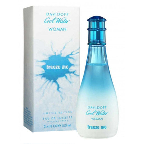 Davidoff Cool Water Freeze Me For Woman