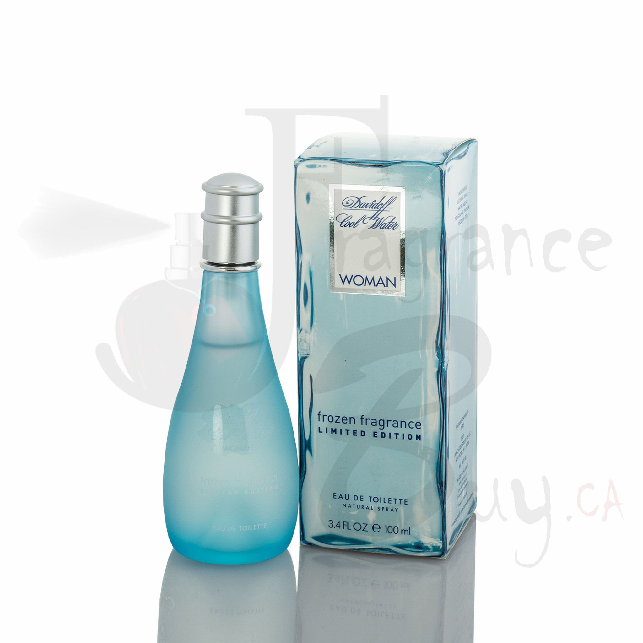 Davidoff Cool Water Frozen Fragrance For Woman