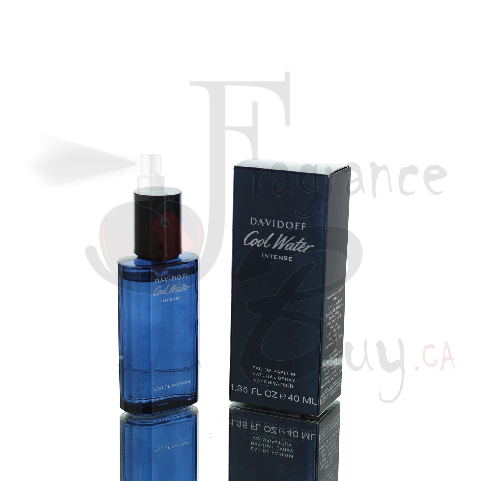 Davidoff Cool Water Intense For Man