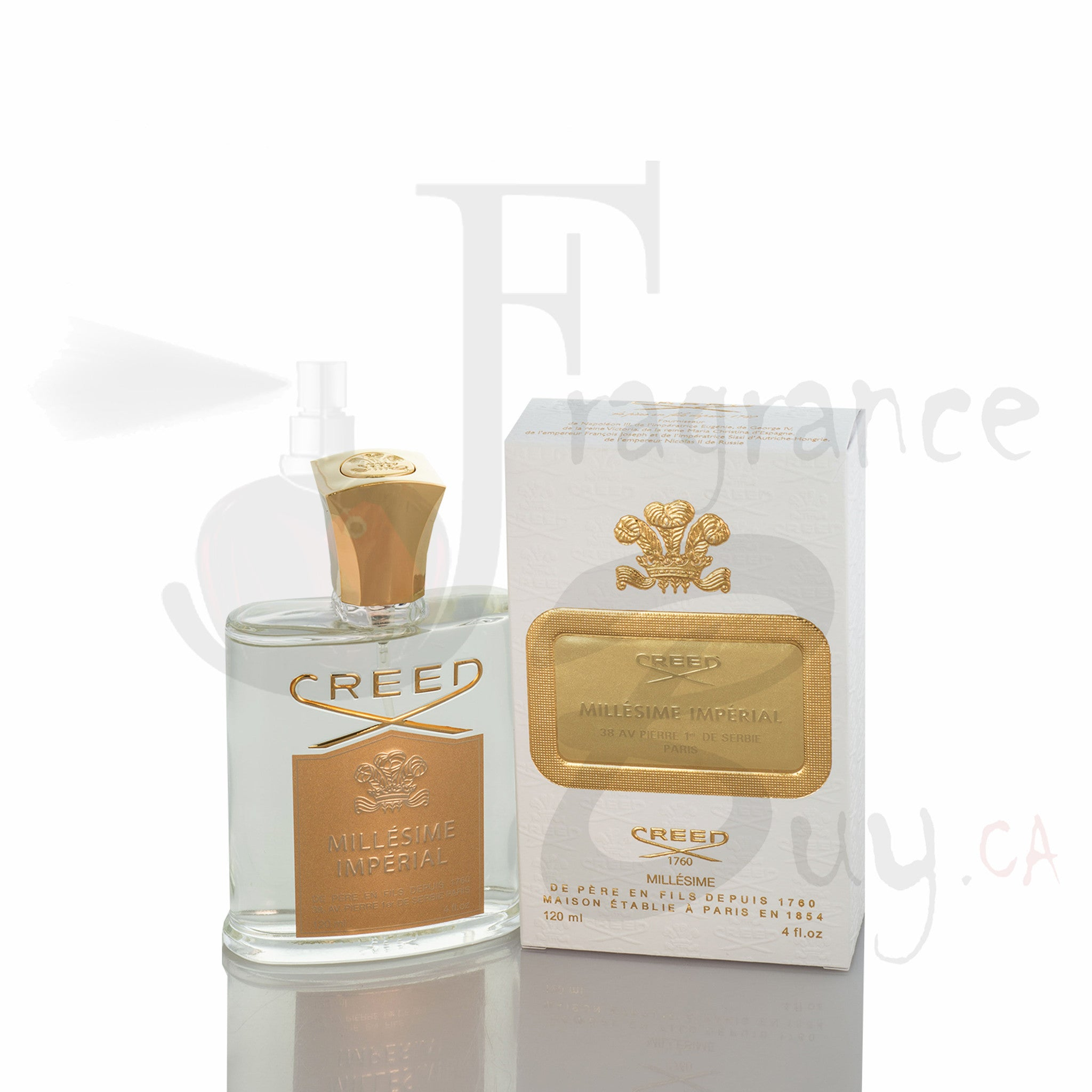 Creed Imperial For Man